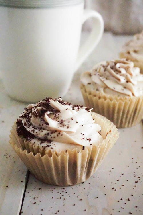 How To Make Coffee Cupcakes