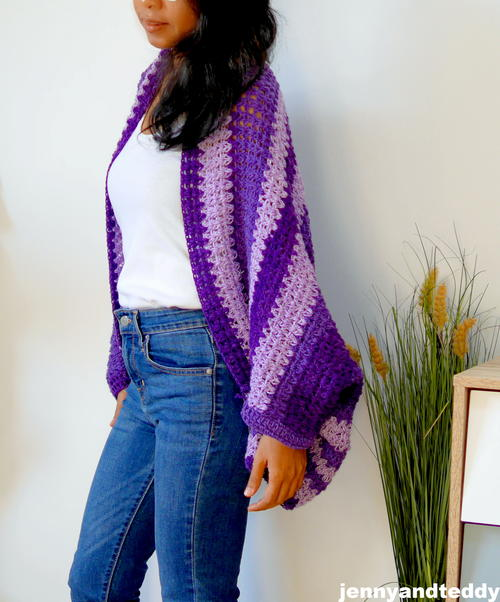 Everyday Cocoon Cardigan