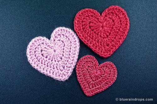 Crochet A Heart Full Of Love