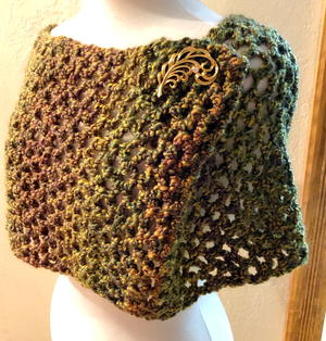 Woodland Cozy Cowl