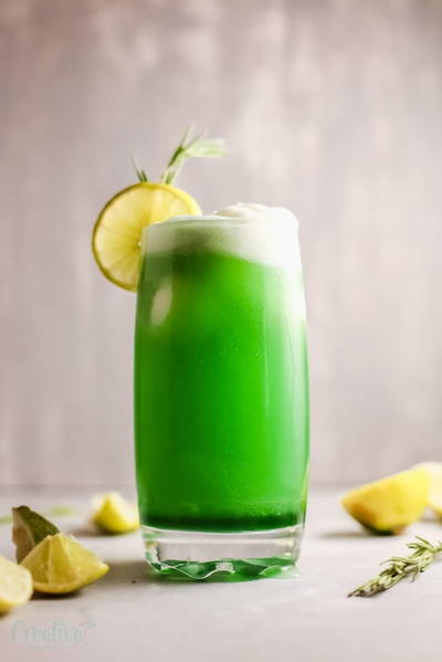 Lime Sherbet Punch