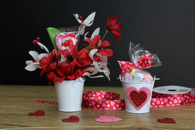 Diy Dollar Tree Valentine's Day Gifts Or Party Favors