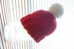 Easy 2x2 Rib Hat Pattern For Baby, Toddler And Adult