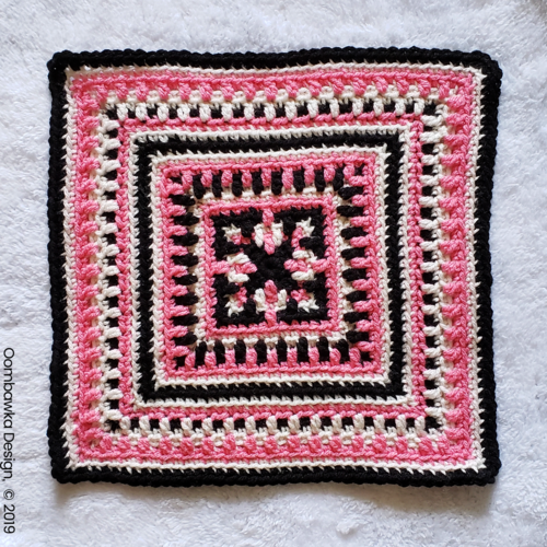 Madison Afghan Square