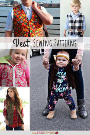 19+ Vest Sewing Patterns