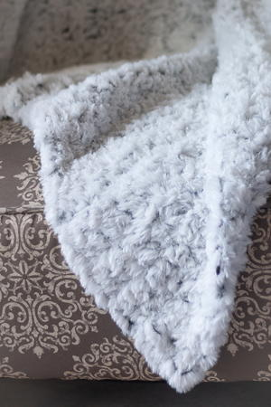 Crochet Dog Blanket