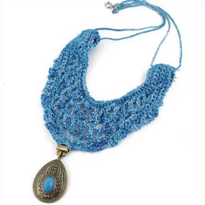 Antoinette Vintage Statement Necklace