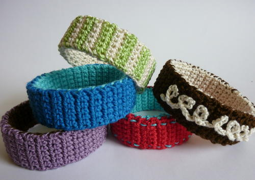 Chunky Bangle Bracelet