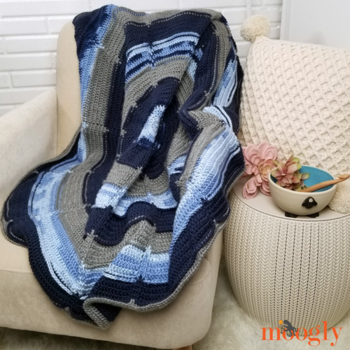 Big Bloom Blanket