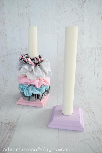 Diy Scrunchie Holder