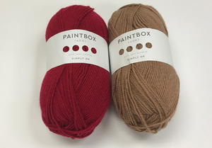 Red Wine and Soft Fudge DK Yarn Bundle Giveaway