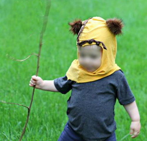 Ewok Toddler Halloween Costume