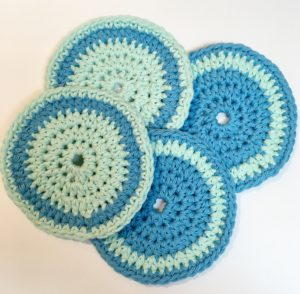 Easy Crochet Coasters for Beginners