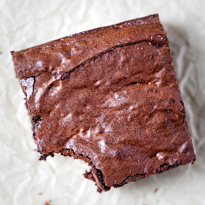 The Easiest Chocolate Brownies
