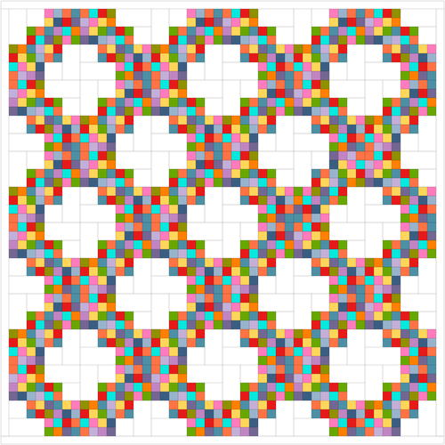 Twirling At The Disco Quilt