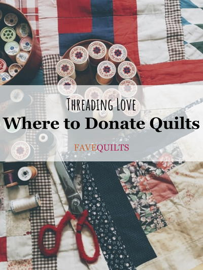 Where to Donate Quilts