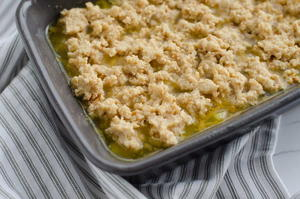 Hot Pineapple Casserole