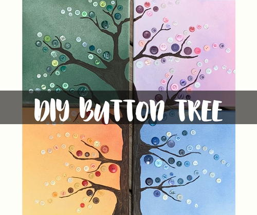 Four Season Button Tree