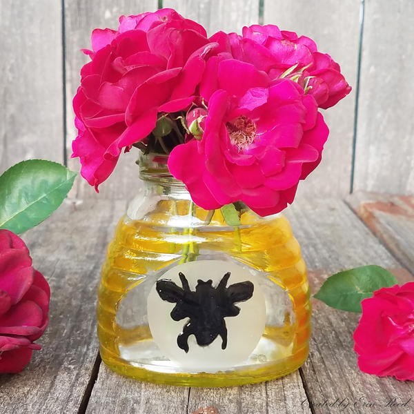 Honey Bee Vase