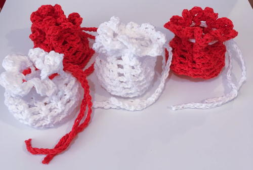 Crochet Pattern Small Bag