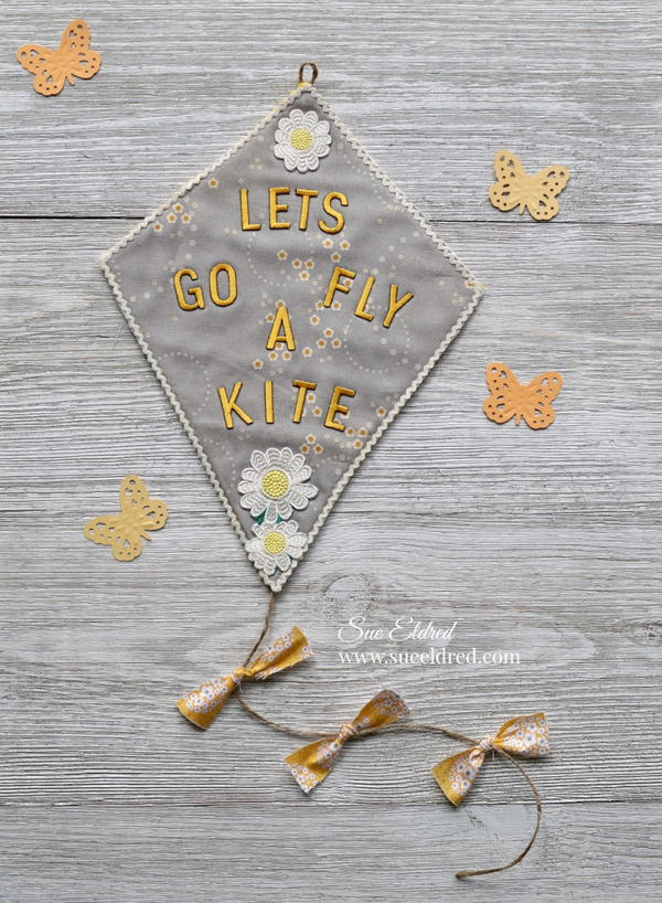 Let's Go Fly a Kite Wall Decor