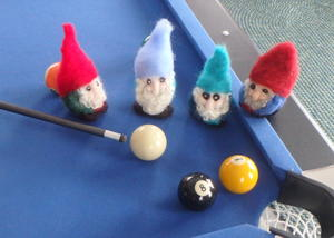 Which Needle Felted Gnome Wood Be Your Gnominee