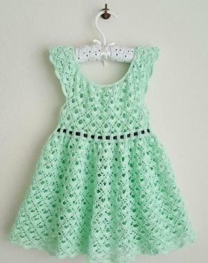 Gemstone Lace Dress