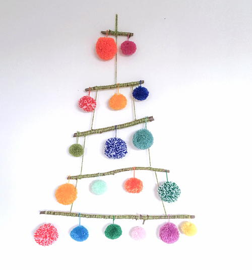 The Pom Pom Tree