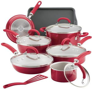 Rachael Ray Create Delicious 13-Piece Cookware Set Giveaway