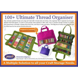 100+ Ultimate Thread Organizer Giveaway