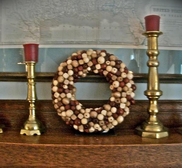 Bead Wreath