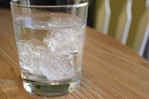 April Fools Ice Cubes