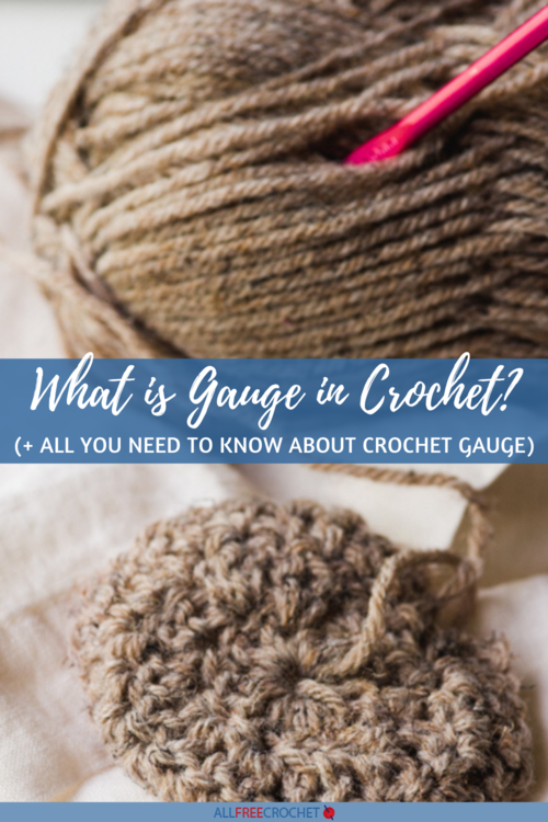 What is Gauge in Crochet