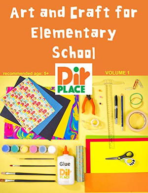 DIY Place Art and Craft Book Giveaway