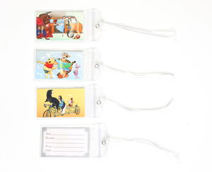 Printable Disney-inspired Luggage Tags
