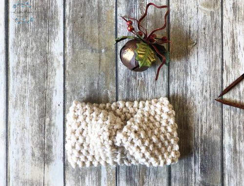 Chunky Knit Ear Warmer