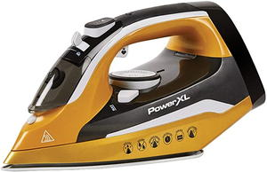 PowerXL Cordless Steamer and Iron Giveaway