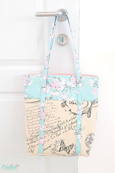 6 Pocket Tote Bag
