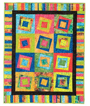 Bella Nonna Tilt-a-Square Quilt Kit Giveaway
