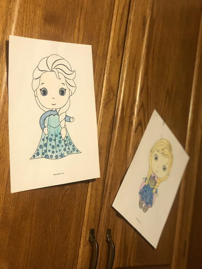 Disney Princess Free Printable Coloring Book