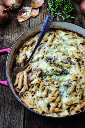 French Onion Penne