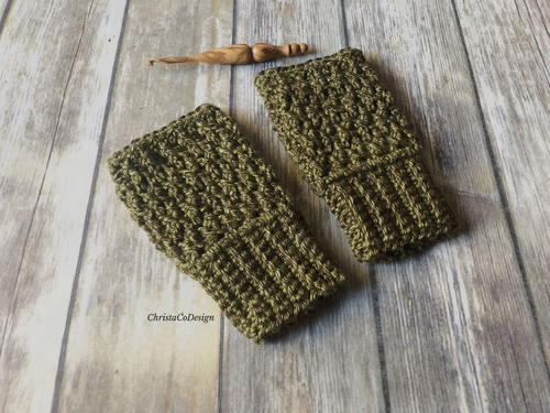 Matteo Fingerless Gloves