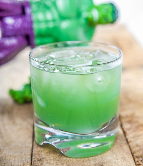 Incredible Hulk Drink