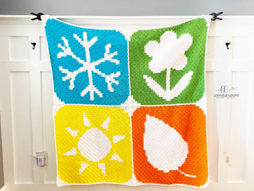 Four Seasons Blanket