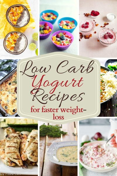 14 Amazing Low Carb Yogurt Recipes - Easy Weight Loss Meals
