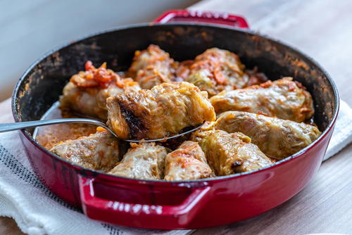 Keto Stuffed Cabbage Rolls (gluten-free & Low Carb Recipe)