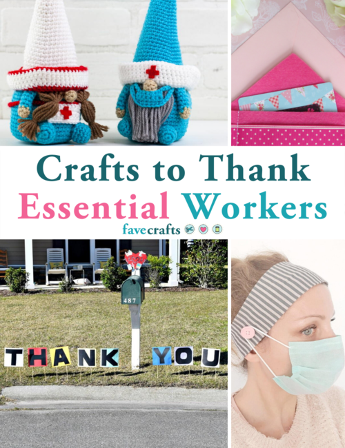 Thank Essential Workers