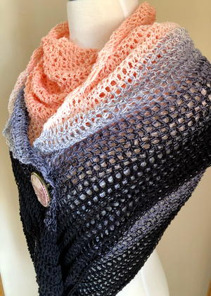 Beginner Triangle Shawl
