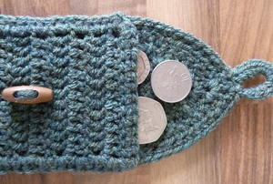 One Hour Coin Purse