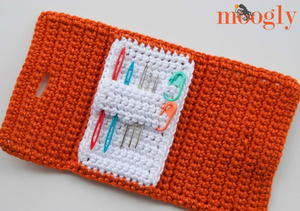 Nifty Crochet Needle Case